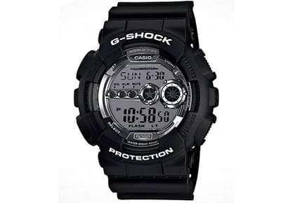 ساعت دیجیتالی جی شاک GD-100BW-1DR