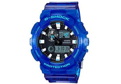 ساعت دیجیتالی جی شاک GAX-100MSA-2ADR