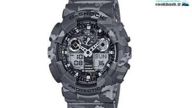 خرید ساعت مچی عقربه ای مردانه جی شاک