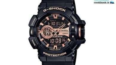 خرید ساعت عقربه ای مردانه برند جی شاک