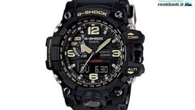 بهترین ساعت عقربه ای جی شاک مردانه