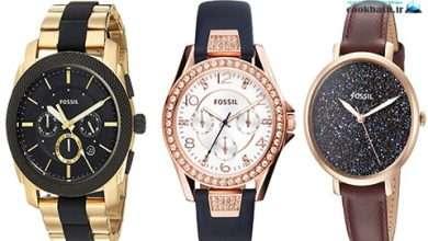 خرید ساعت زنانه فسیل
