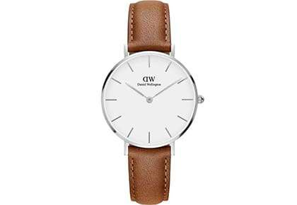 9- خرید ساعت عقربه ای زنانه دنیل ولینگتون مدل DW00100098