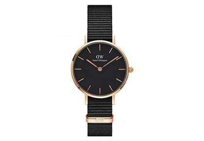 13- خرید ساعت عقربه ای زنانه دنیل ولینگتون مدل DW00100247