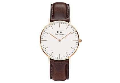 20- خرید ساعت عقربه ای زنانه دنیل ولینگتون مدل DW00100039