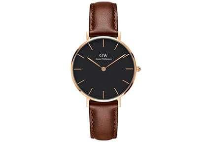 21- خرید ساعت عقربه ای زنانه دنیل ولینگتون مدل DW00100169