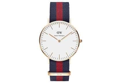 22- خرید ساعت عقربه ای زنانه دنیل ولینگتون مدل DW00100029