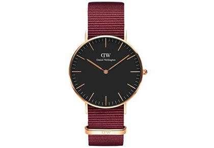 بهترین و پرفروشترین ساعت عقربه ای زنانه دنیل ولینگتون