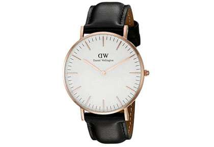 31- خرید ساعت عقربه ای زنانه دنیل ولینگتون مدل DW00100036