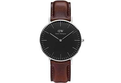 8- خرید ساعت عقربه ای زنانه دنیل ولینگتون مدل DW00100143
