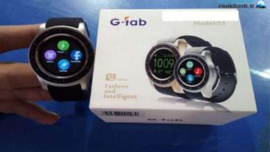 خرید ساعت هوشمند جی تب