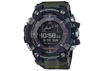 10- ساعت مچی دیجیتال مردانه کاسیو GPR-B1000-1BDR
