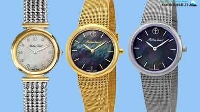 خرید ساعت زنانه متی تیسوت