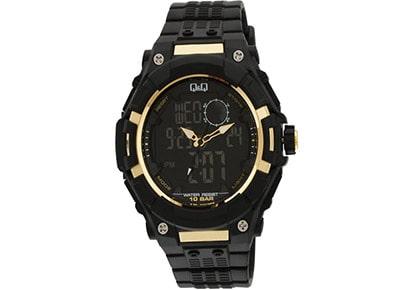 11- ساعت مچی دیجیتال مردانه کیو اند کیو مدل GW80J001Y