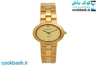 ساعت مچی عقربه ای زنانه رومانسون مدل DM0104LL1GA81G