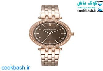 ساعت مچی عقربه ای زنانه رومانسون مدل RM8A17TLRRAB6R