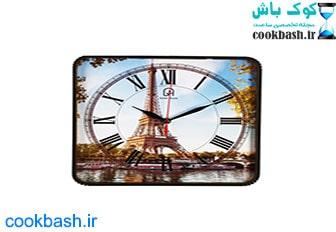 ساعت دیواری گلدن هاوس مدل GLDHS-12 کد DLT-B1000-10