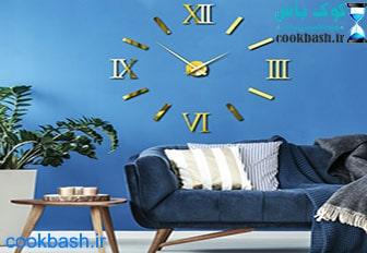 ساعت دیواری اِلِنسی مدل Roman