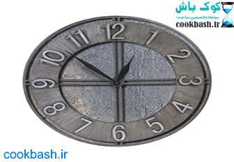 ساعت دیواری طرح آنتیک کد 840
