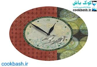 ساعت دیواری طرح آنتیک کد 740