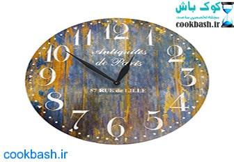 ساعت دیواری طرح آنتیک کد 1230