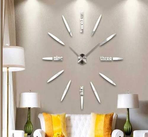 ساعت دیواری به انگلیسی