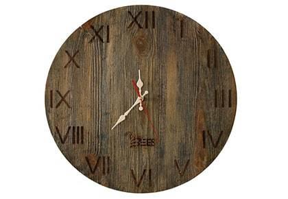 ساعت دیواری چوبی مدل OLD SHIP