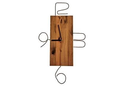 ساعت دیواری چوبی مدل sj20
