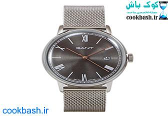ساعت مچی عقربه ای مردانه گنت مدل GW078002