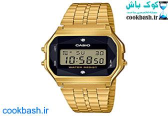 ساعت مچی دیجیتال مردانه کاسیو مدل A159WGED-1DF