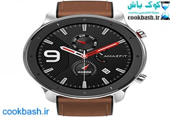 ساعت هوشمند امیزفیت مدل GTR GPS Plus Version