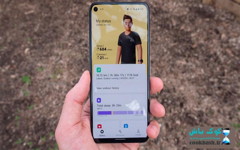 برنامه Xiaomi Wear در می بند 6