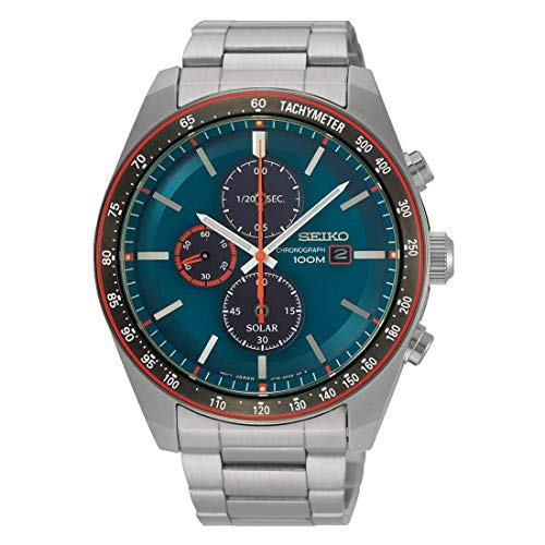 ساعت خورشیدی سیکو (SSC717P1)