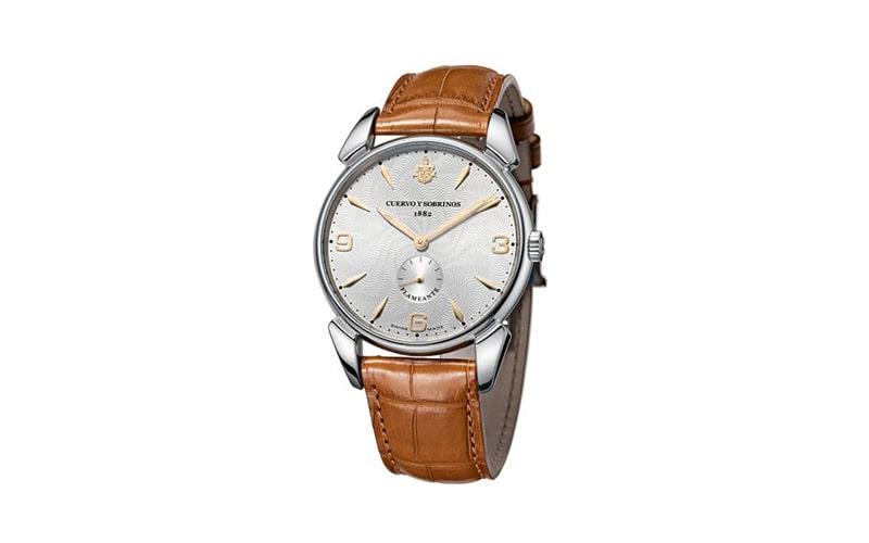 ساعت مچی عقربهای مردانه کوئروی سابرینوس مدل 3130.1FA