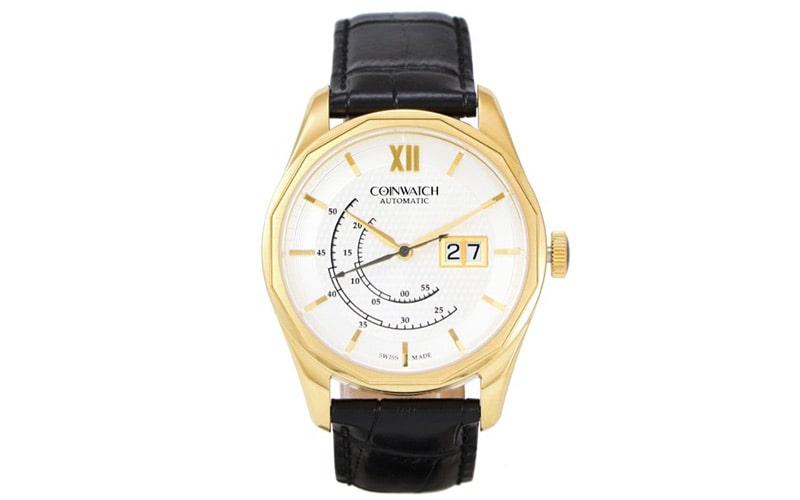 ساعت مچی عقربه ای مردانه کوین واچ مدل C184KWH