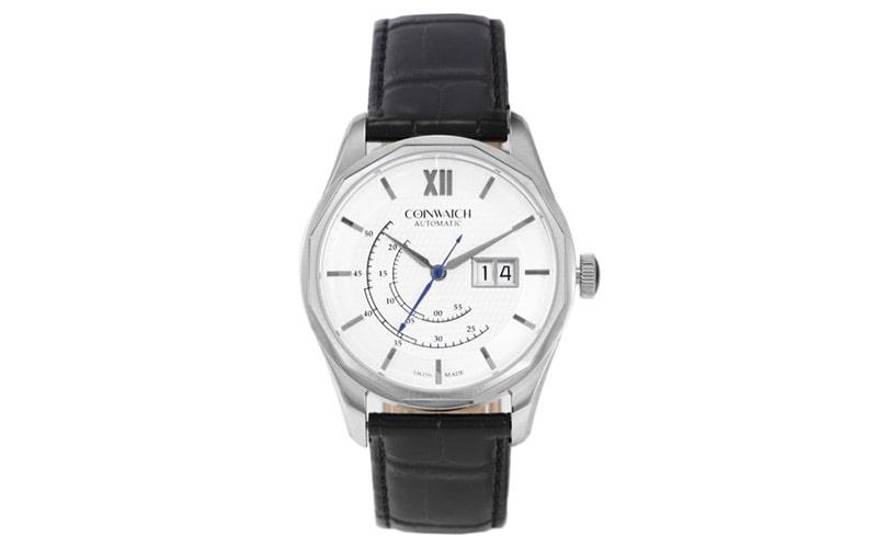 ساعت مچی عقربه ای مردانه کوین واچ مدل C184SWH