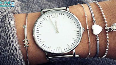 ست ساعت و دستبند