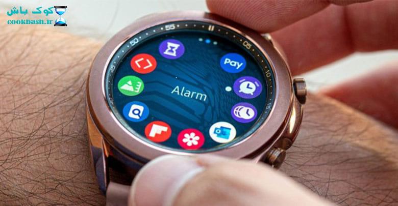 ساعت هوشمند بین قیمت 4 تا 5 میلیون تومان