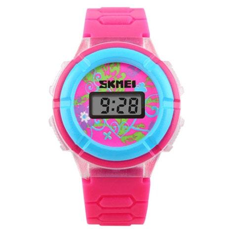 ساعت مچی دیجیتال دخترانه اسکمی مدل 1097 کد 01